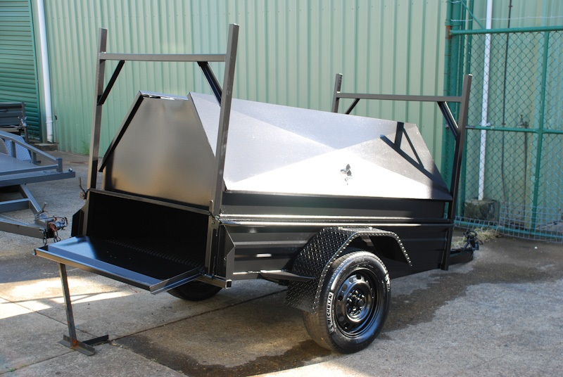 Medium Height PMG Tradesman Trailer