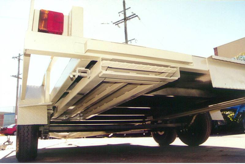 Ramps For Car Trailers