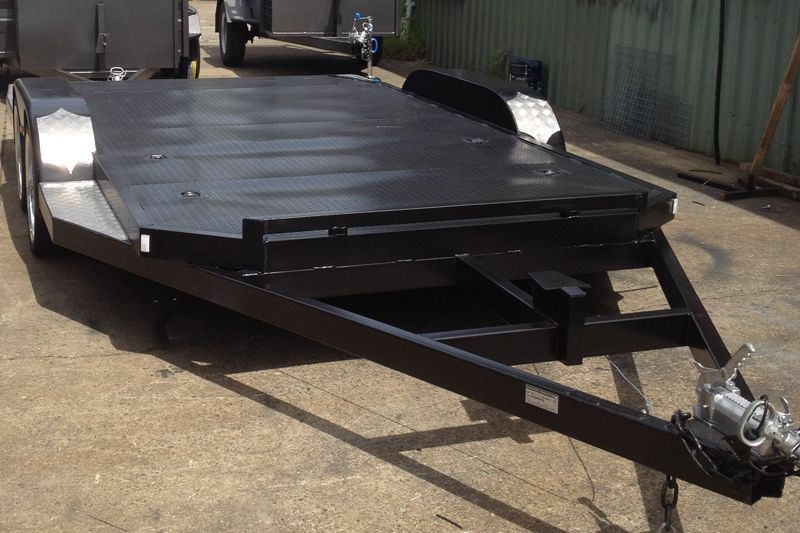 Car Trailer Teardrop Guard
