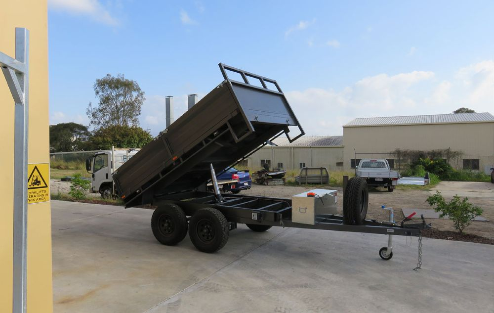 Tipping Trailers Australia